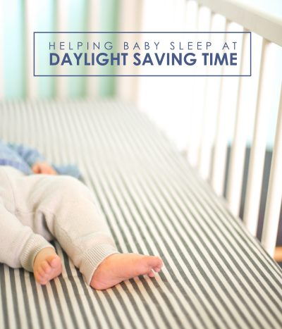 How to Help Baby Sleep at Daylight Saving Time thumbnail