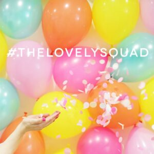 #lovelysquad