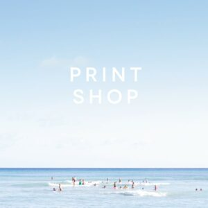 Society6 Print Shop