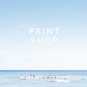 Society6 Print Shop