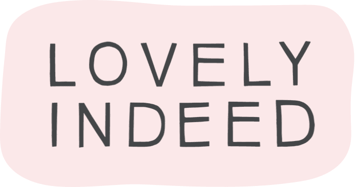 Lovely Indeed logo