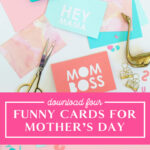 funny mother's day cards