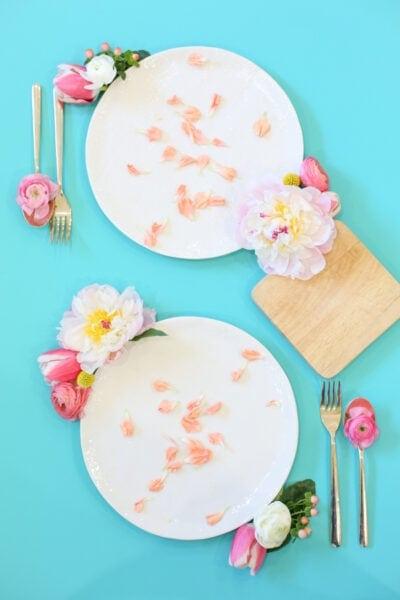 Flowers for Dinner