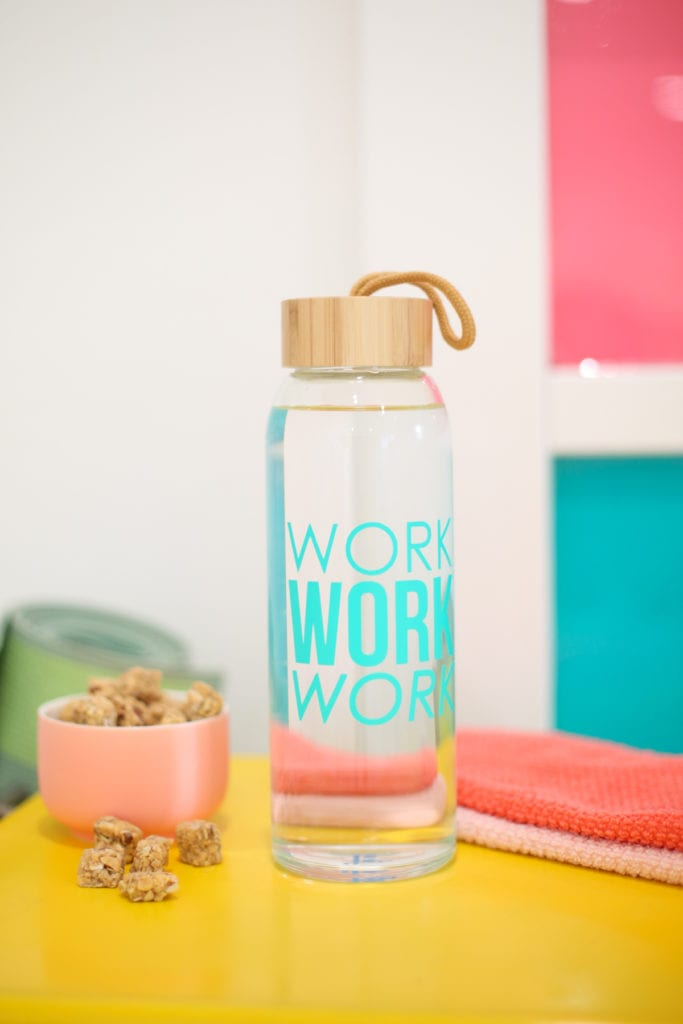 DIY Workout Water Bottle