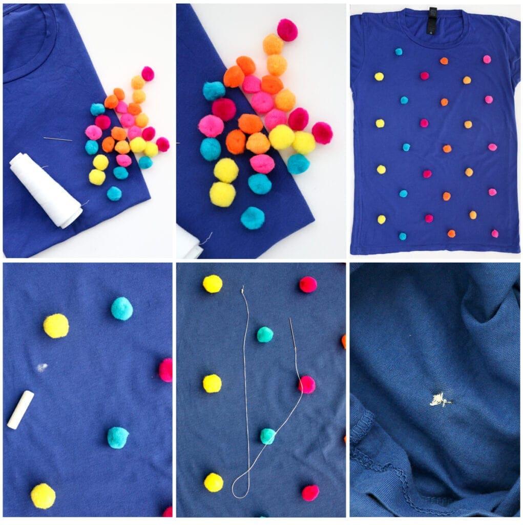 DIY-Pom-Pom-Shirt