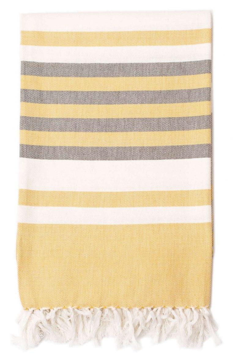 Riley Stripe Throw Blanket