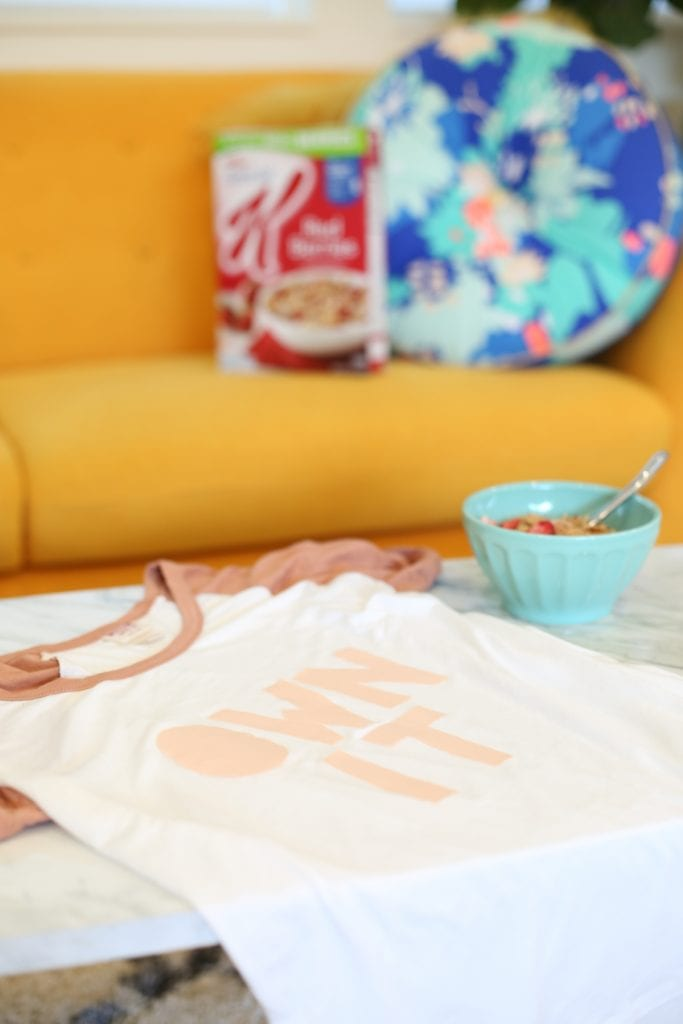 DIY own it tee
