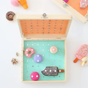 DIY Battleship Sweets Game thumbnail