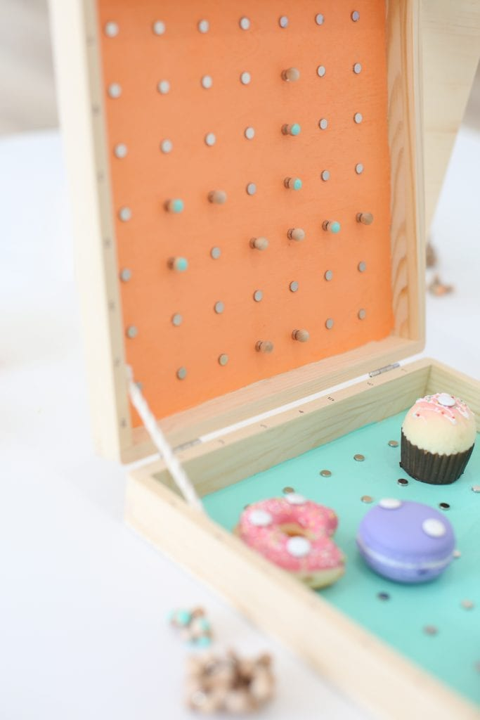 DIY Battleship Sweets Game