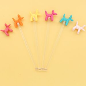 DIY Balloon Animal Drink Stirrers thumbnail