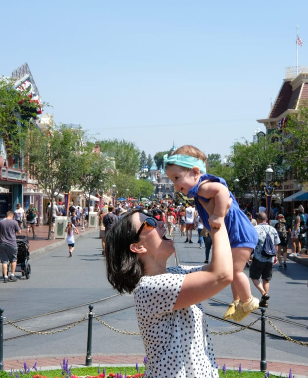How to do Disneyland with a Baby and a Toddler thumbnail