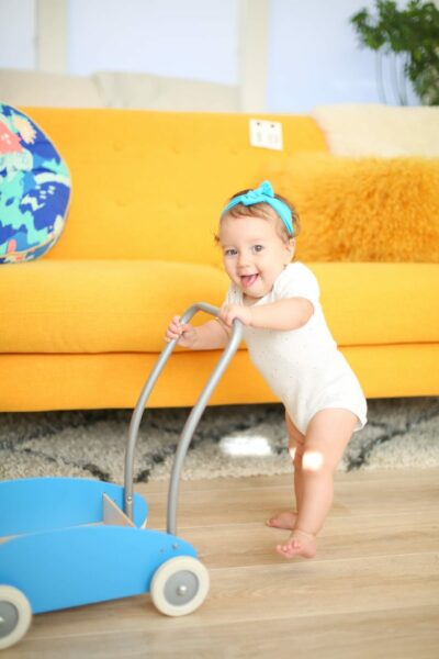 10 month old baby