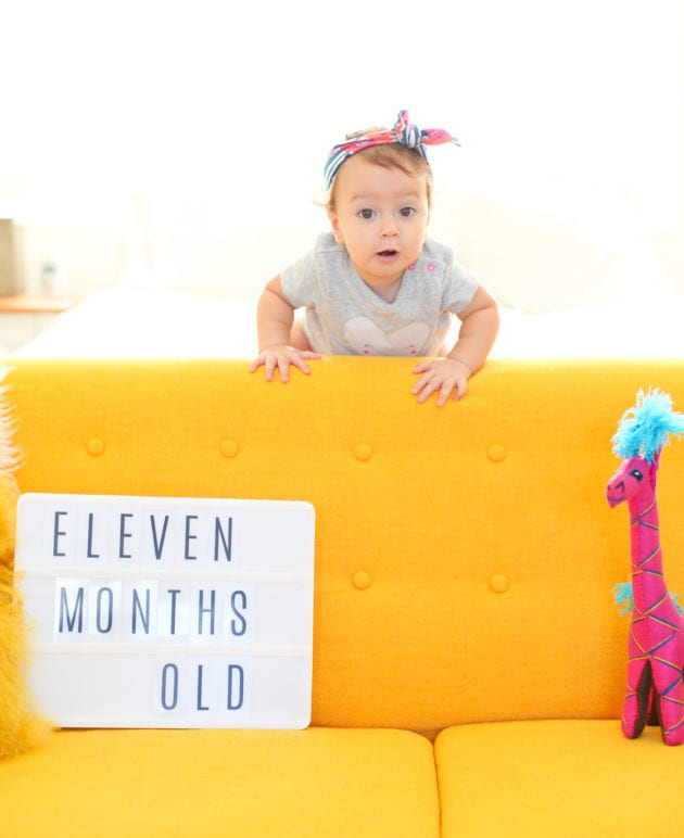 Maggie // 11 Months thumbnail