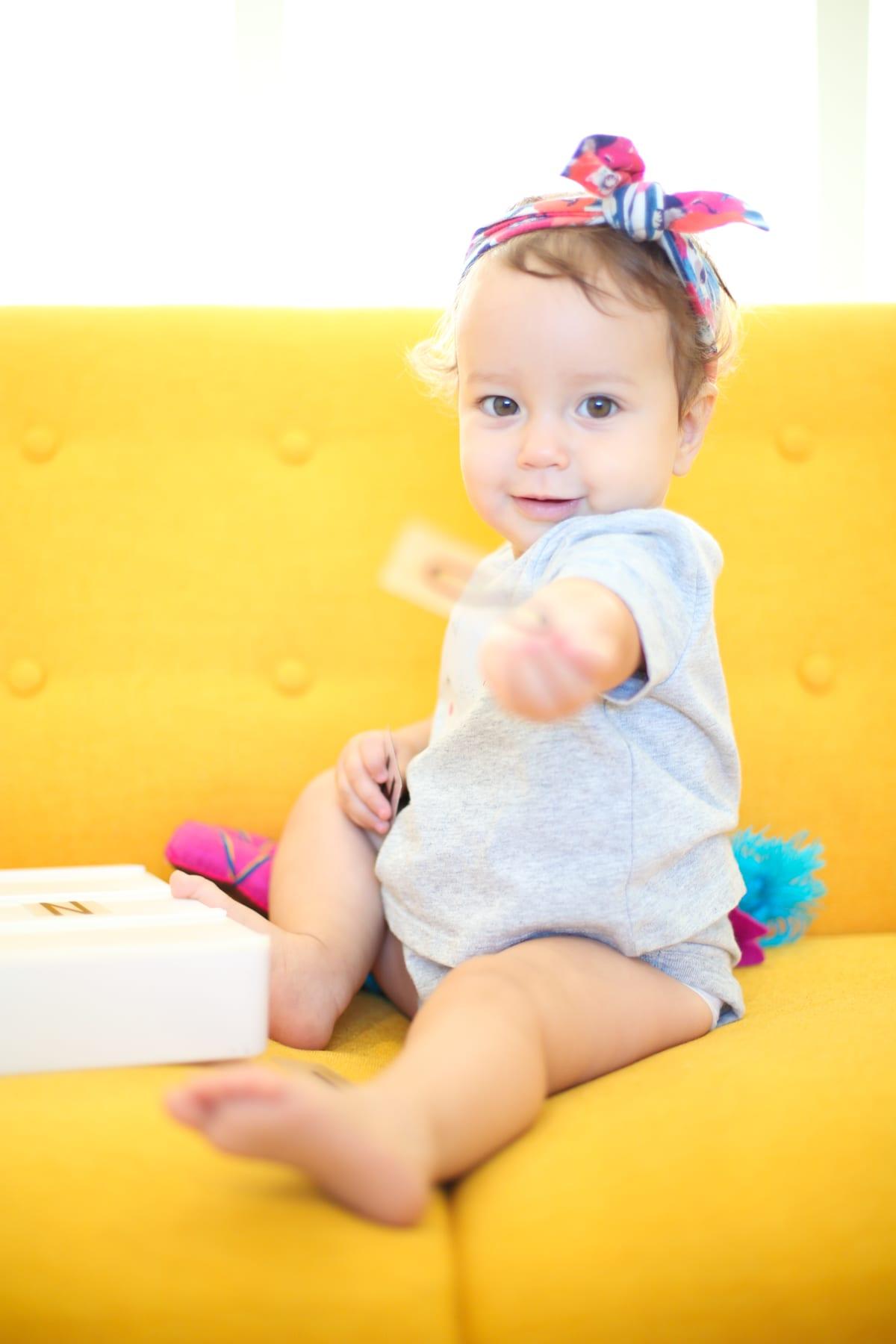 Maggie 11 months