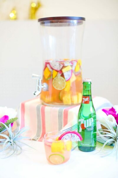 Tropical Sangria Recipe for an End-of-Summer Party