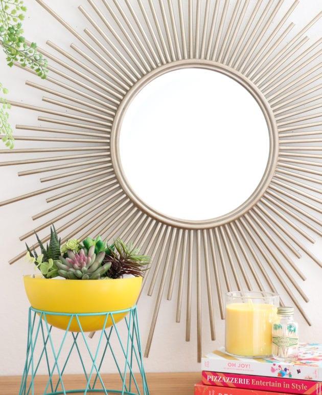 DIY Modern Bowl Planter thumbnail