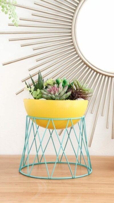 Modern-Stand-Planter