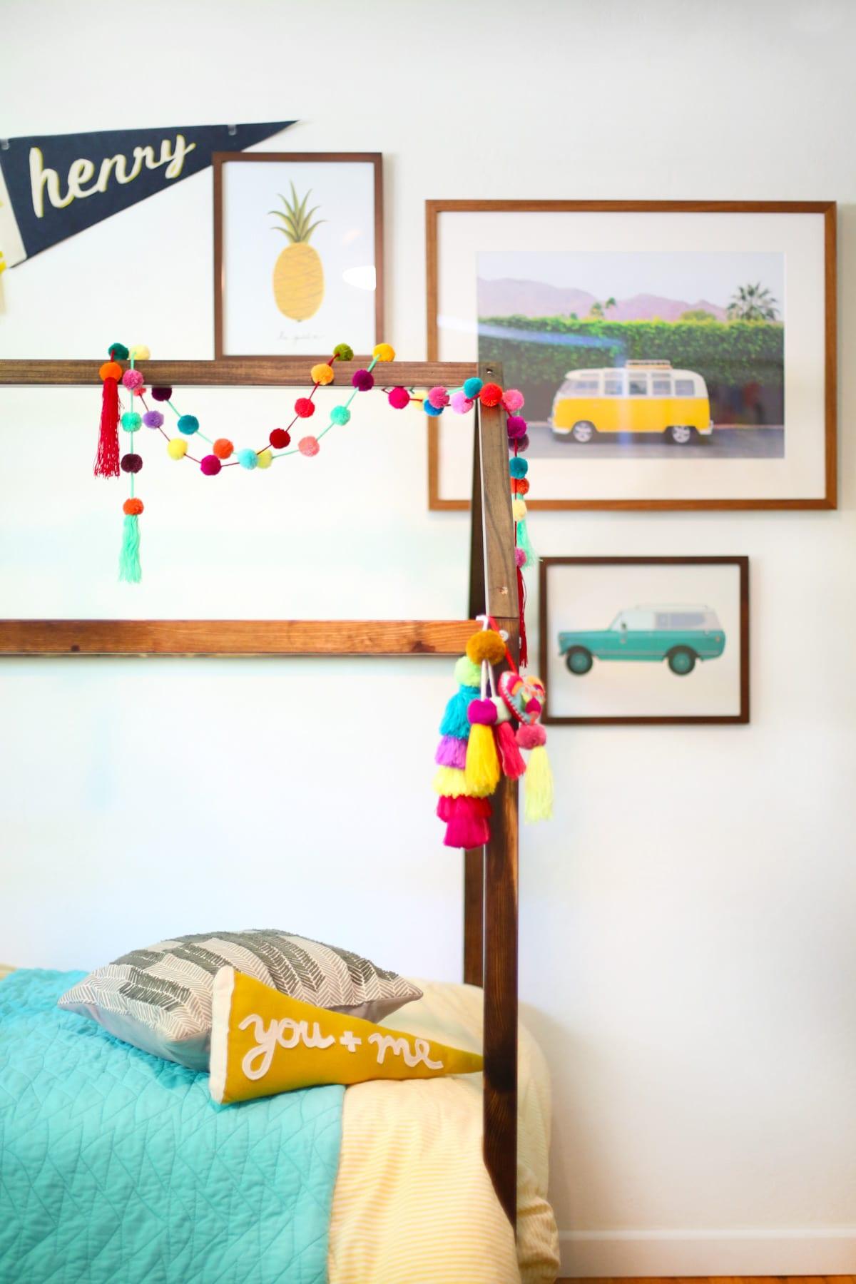 DIY IKEA Kura Bed Hack Lovely Indeed