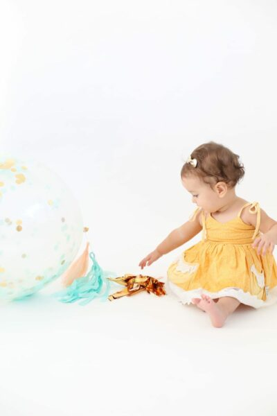 One year old photo ideas