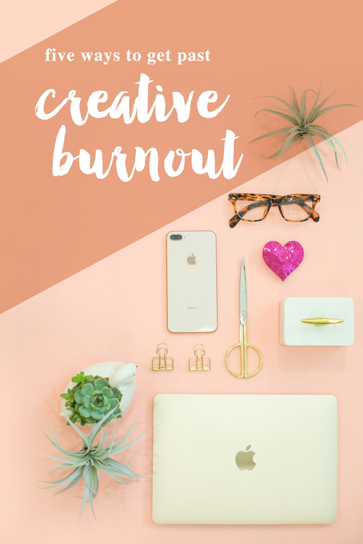Five tricks to avoid creative burnout