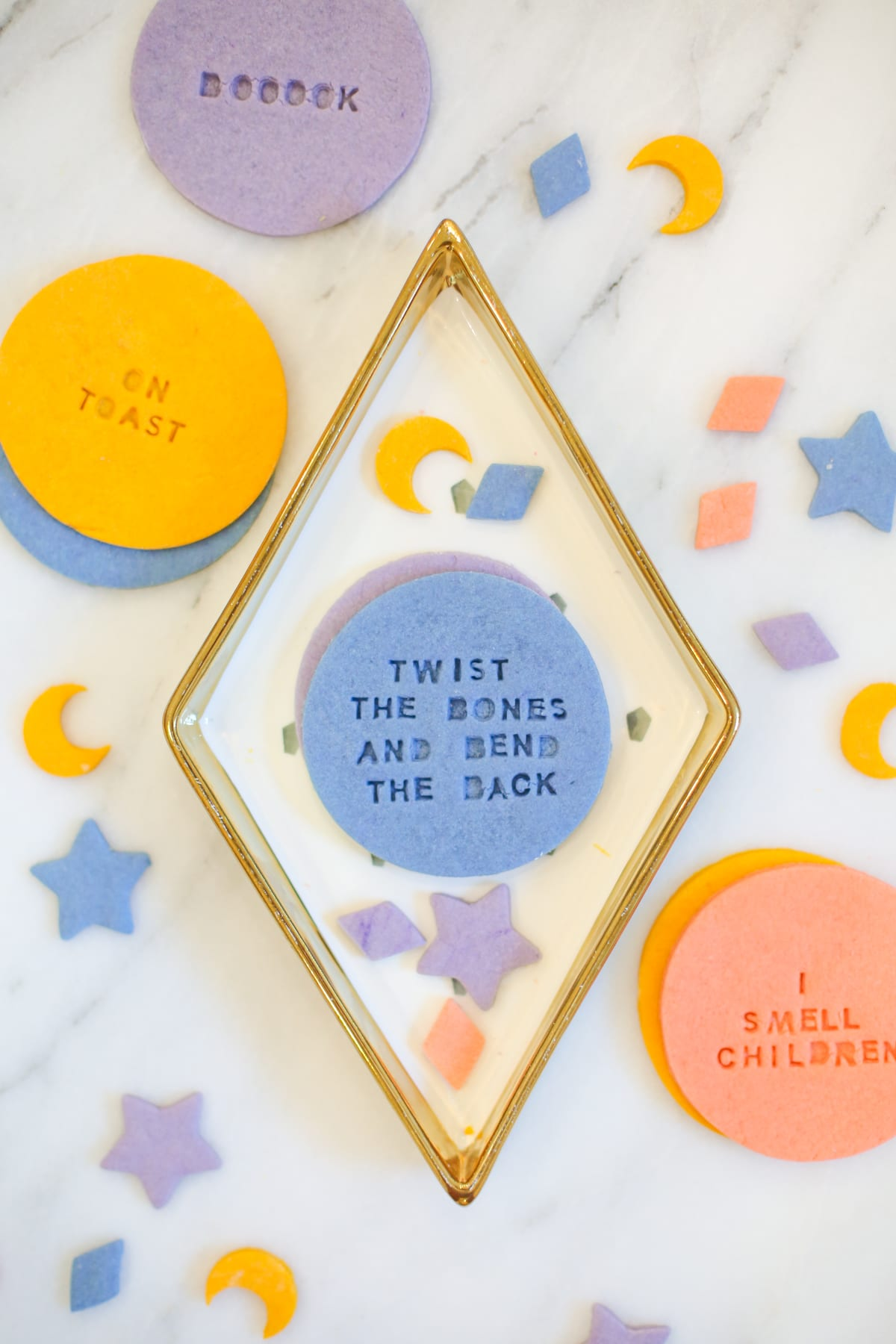 Hocus Pocus Quote Cookies » Lovely Indeed