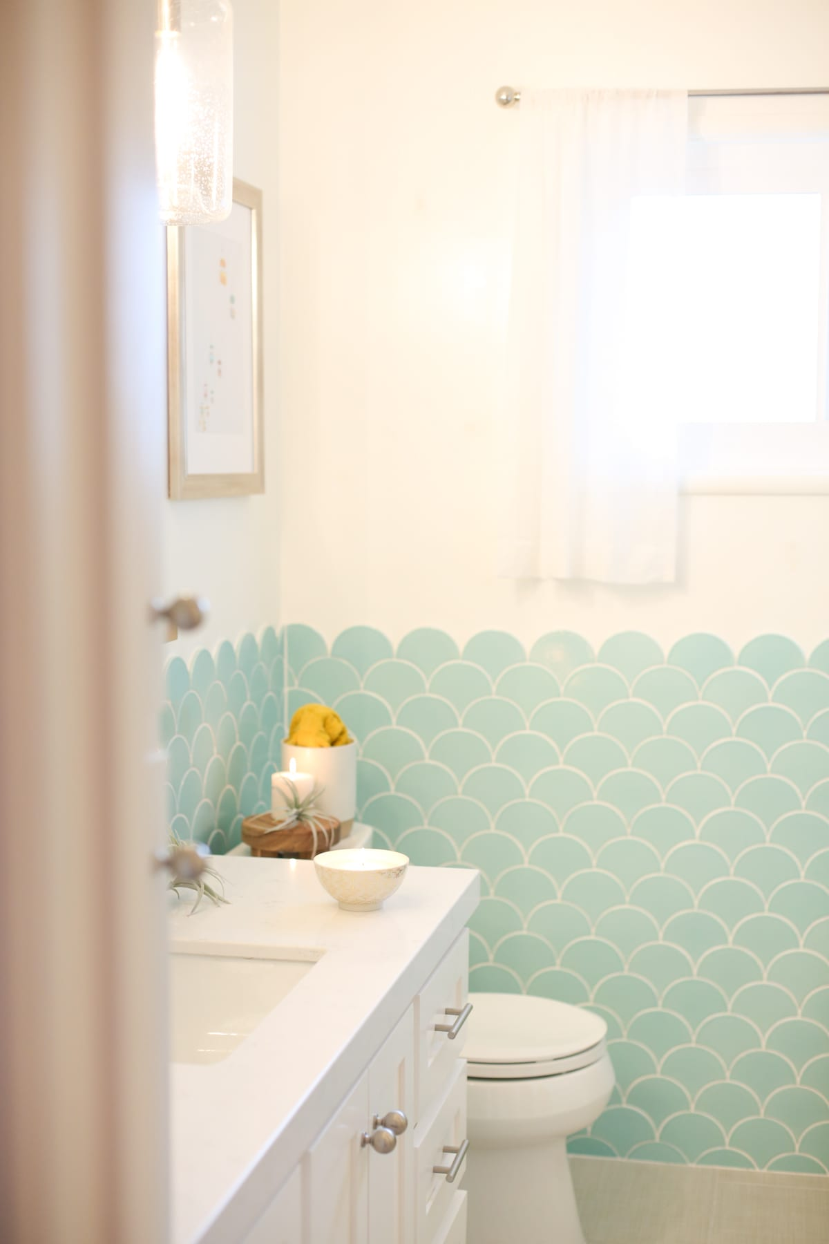 Room Reveal // Kids and Guest Bathroom | Lovely Indeed