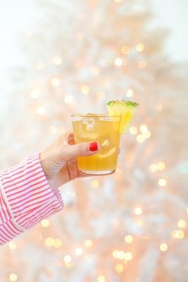 Holiday Pajama Party Cocktail
