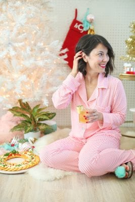 Holiday Pajama Party Ideas