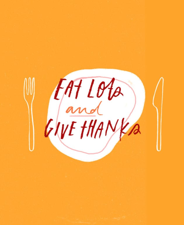 Free Downloadable Art for Anyone Who Loves Thanksgiving
