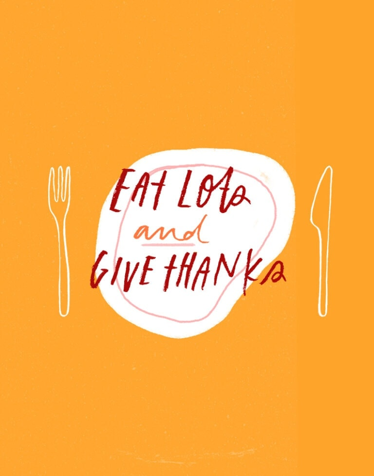 Free downloadable Thanksgiving art