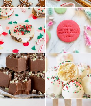 The Ultimate Christmas Sweets, Treats, and Crafts List thumbnail
