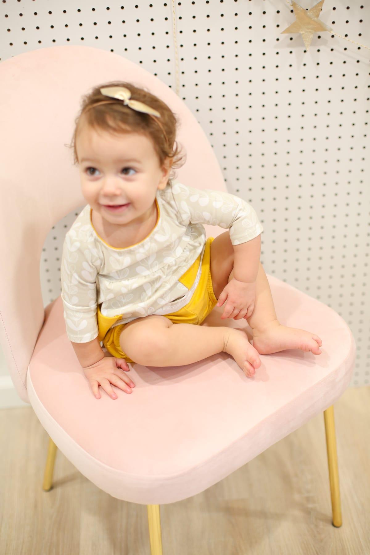 Little girl style