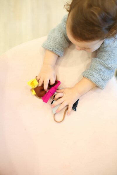How to make bows for little girls