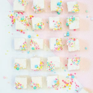 Homemade Marshmallows with Sprinkles thumbnail