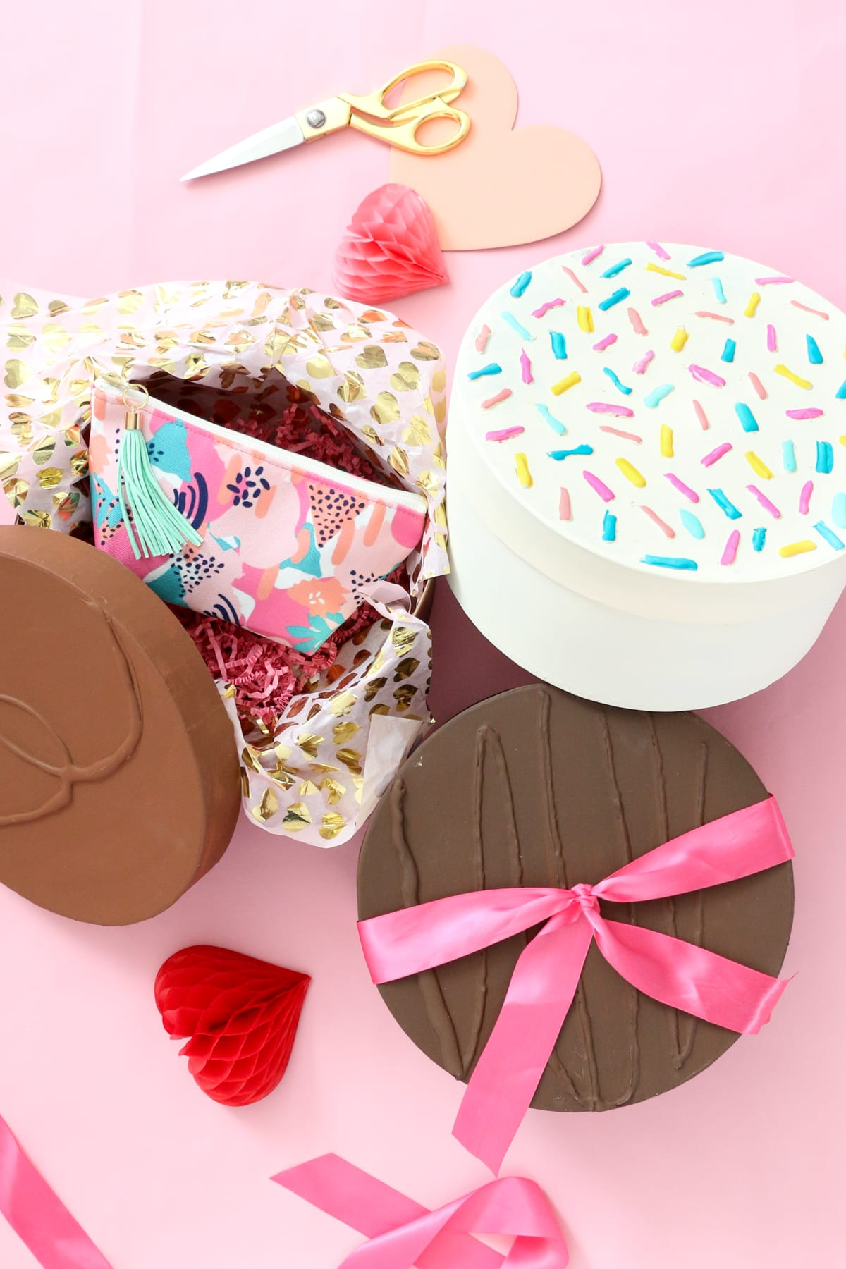 DIY Giant Chocolate Gift Boxes-6