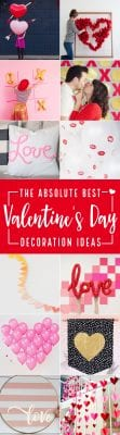 The absolute best Valentine's Day decoration ideas