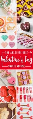 The absolute best Valentine's Day sweets recipes
