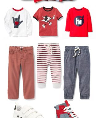 Valentine's Day Outifts for Kids (That You Can Wear After Valentine's Day!)