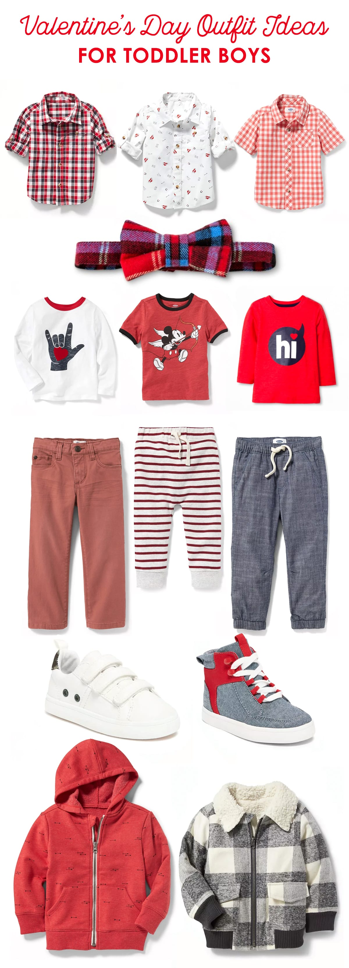 Valentine S Day Outifts For Kids That You Can Wear After