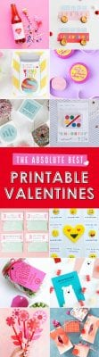 The absolute best printable Valentines for school kids