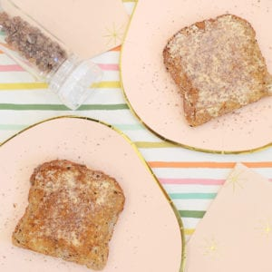 Make Cinnamon Sugar Crystals for the Ultimate Cinnamon Toast thumbnail