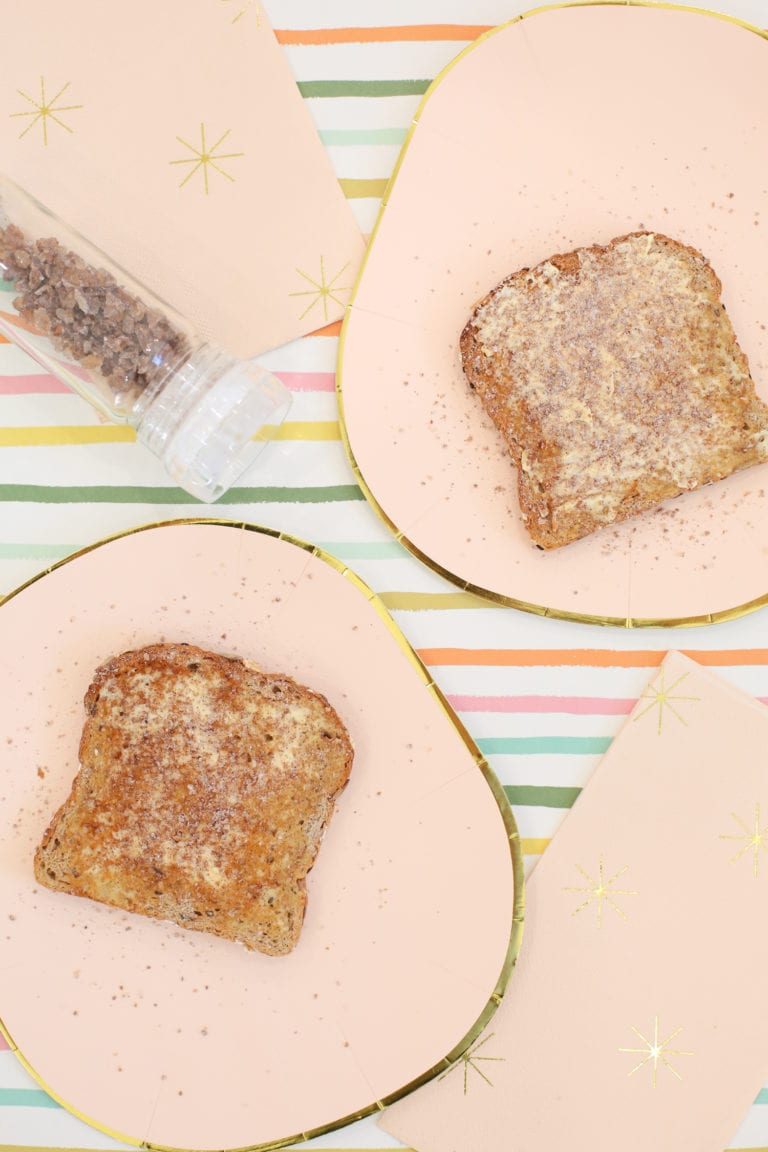Make Cinnamon Sugar Crystals for the Ultimate Cinnamon Toast