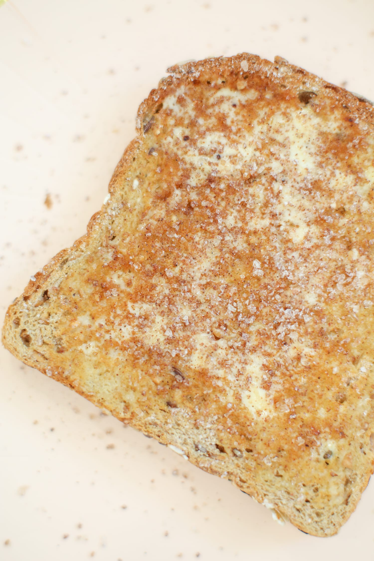 How to make cinnamon sugar crystals for the ultimate cinnamon toast