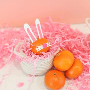 Sweet & Healthy Easter Bunny Snacks thumbnail