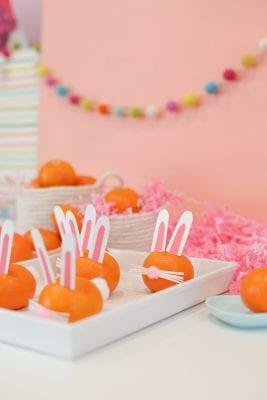 Healthy Easter snacks for kids