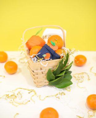 Make a Fruit-Inspired Easter Basket