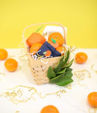 Make a Fruit-Inspired Easter Basket thumbnail