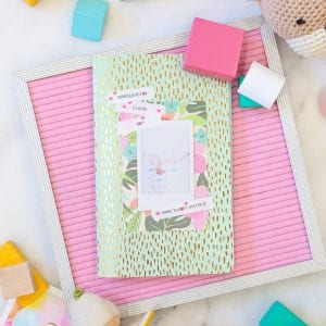 Make Your Own Baby Photo Book thumbnail