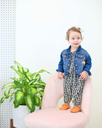 Toddler girl style