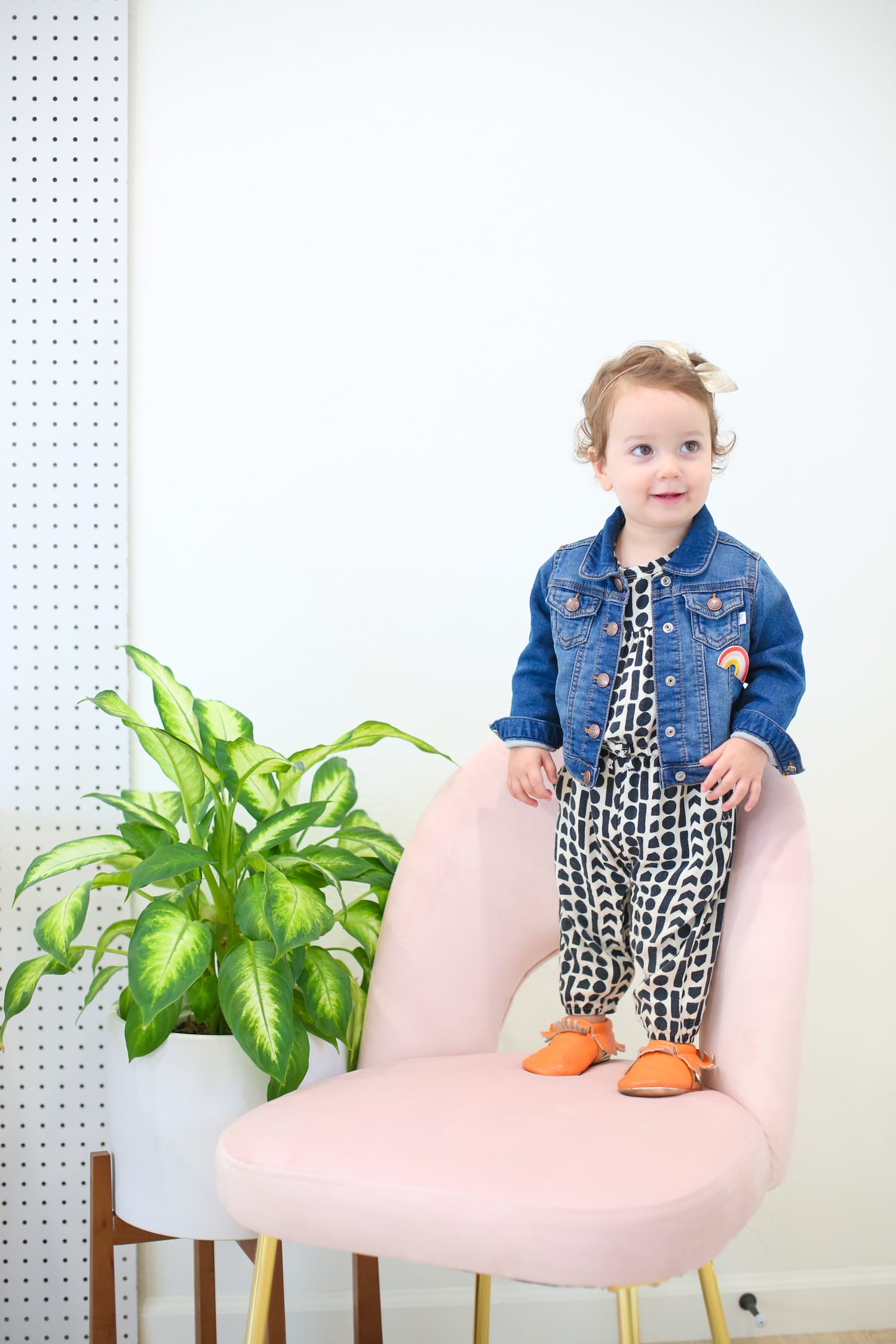 Toddler girl style